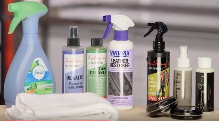 Best Way to Clean Motorcycle Leathers Jackets