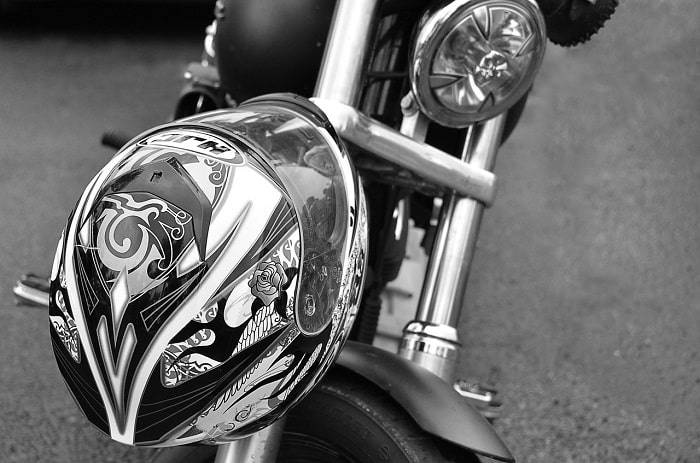 Types oF Full Face Motorcycle Helmets