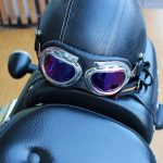 can you wear a motorcycle helmet with glasses