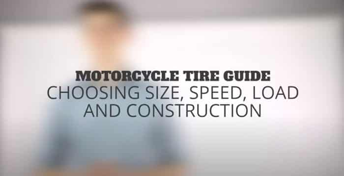 what size motorcycle tire do i need